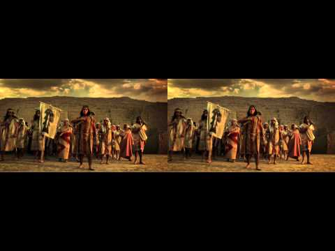 3D INCA WARS  /  3D Film Factory demo