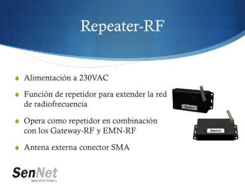 Red Radio SenNet