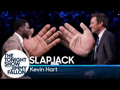Slapjack Rematch with Kevin Hart