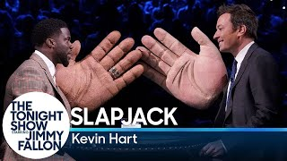 Kevin Hart and Jimmy Have a Slapjack Rematch