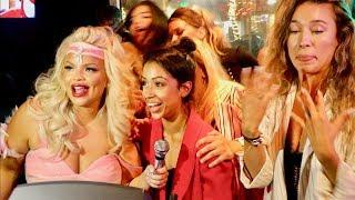 TRISHA'S $50,000 30TH BIRTHDAY PARTY!! (& KRISTEN FINDS HER HANDS!!)