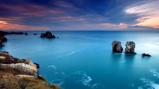 Blue Deep Sleep Music Relaxing Piano Music#11