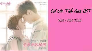 Nhạc Phim Gió Lớn Thổi Qua OST