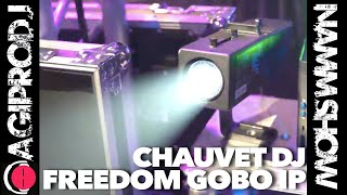 CHAUVET DJ FREEDOM GOBO IP in action