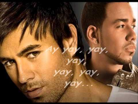 Enrique Iglesias - Loco - Feat. Romeo Santos - Lyrics