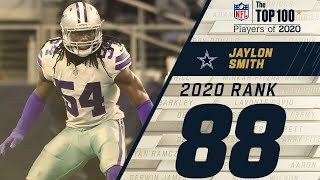 #88: Jaylon Smith (LB, Cowboys) | Top 100 NFL Players of 2020