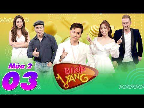 Bí Kíp Vàng Mùa 2 | Tập 3: ST Sơn Thạch làm đám cưới