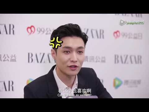 [ENGSUB] 160911 Yixing Tencent QQ Interview