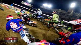 GoPro: Ken Roczen - 2020 Monster Energy Supercross - 450 Main Event Highlights - San Diego