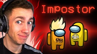 SIMON & BEHZ - THE PERFECT AMONG US IMPOSTER DUO