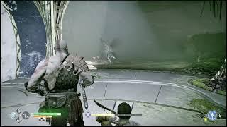 Give Me God of War - Svartaljofurr  Dark Elf Boss Battle