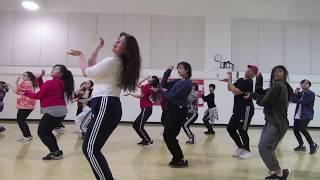 Dancers Royale Workshop w/Isabel Jones