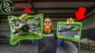 NEW Googan Baits Catches MONDO Bass (Pond Fishing)