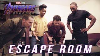 Marvel Studios' Avengers: Endgame | Escape Room