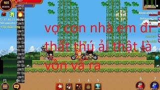 Ninja School :  HD Làm Nhiệm Vụ Thất Thú ải -  Nhặt hết 7 hộp trong 1 lần đi siêu nhanh
