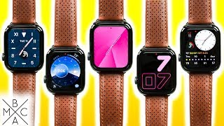 watchOS 6: NEW WATCH FACES Hands-On & Fully Explained!
