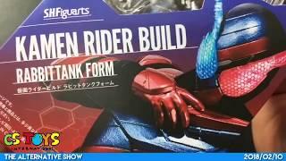 S.H.Figuarts: Kamen Rider Build RabbitTank Form (SHF 10th Anniversary Model)
