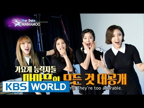 MAMAMOO's Interview [Entertainment Weekly / 2016.06.19]