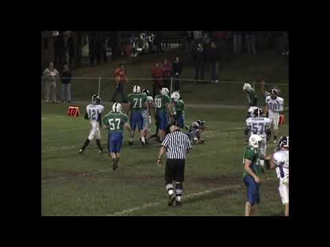 Ticonderoga - Seton Catholic Football 10-1-10