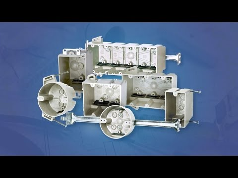 Fiberglass Electrical Boxes from Allied Moulded Products