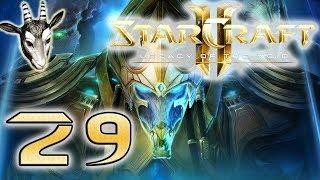 #29 ● Wir wollen Aiur zurück ● StarCraft II - Legacy of the Void [BLIND]