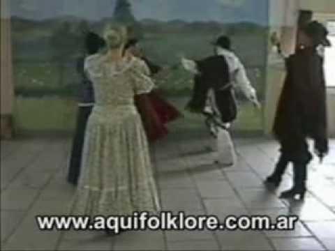 La Media Caña - Danza Folklorica Argentina