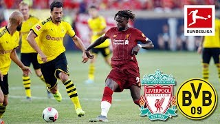 Liverpool FC - Borussia Dortmund | 2-3 | Highlights