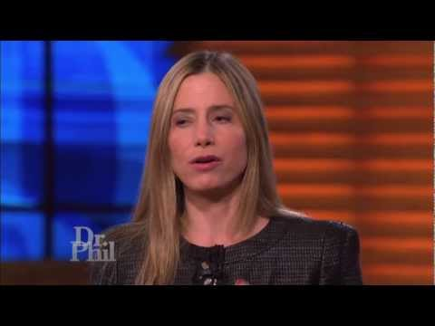 Mira Sorvino Discusses Human Trafficking -- Dr. Phil - YouTube