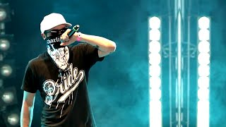 Hollywood Undead - Bottle and a Gun (Live - Pinkpop 2009)