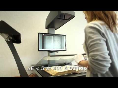 Escáner de libros I2S I CopiBook