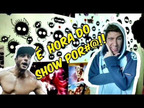 É HORA DO SHOW POR#@!! | DJBR4NKO