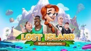 Mod  lost  island   com vidas infinito
