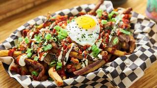 Marination Aloha Fries