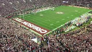 2018 Iron Bowl - The Return of Dixie Land Delight