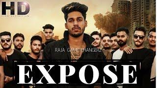 Expose – Raja Game Changerz