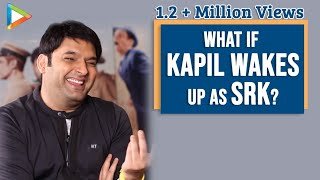 Kapil Sharma's AWESOME rapid fire on SRK, Karan Johar, Priyanka Chopra, his famous tweets & more