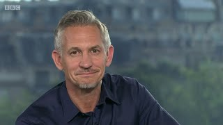 Gary Lineker's hilarious reaction to England being knocked out of Euro 2016