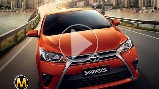 2015 Toyota Yaris review - تجربة تويوتا يارس - Dubai UAE Car Review by Motopedia.ae