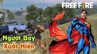 [Garena Free Fire] Xuất Hiện Superman Bay Trên Không | Sỹ Kẹo