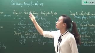 [Vinastudy.vn] Các dạng bài trong đề thi IOE -  cô Nguyễn Như Quỳnh