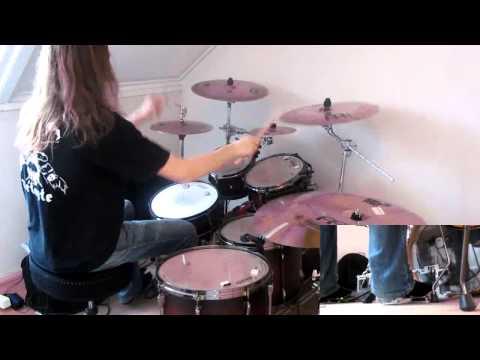 Behemoth - Conquer All (Drum Cover)