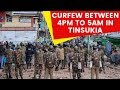 North East Protests: Curfew Between 4PM to 5AM in Tinsukia | NewsX