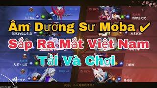 Chơi thử game Âm dương sư moba sắp ra mắt Việt Nam - phiên bản Onmyouji