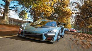 Forza Horizon 4 Summer Season Gameplay Demo