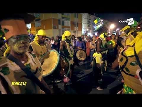 SONJE SA - TI KANNO à Pointe à Pitre - Mardi Gras 2020 (KARATA)