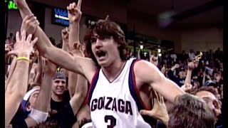 Adam Morrison looks back on his legendary college basketball career