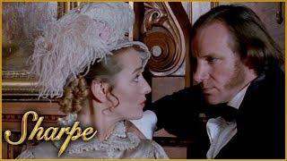 Lady Camoynes & Sharpe Take Down Lord Fenner & Sir Simmerson | Sharpe