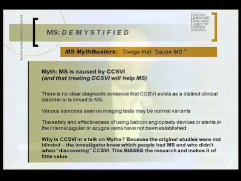 MS Mythbusters 2012 by Stephen Krieger, MD