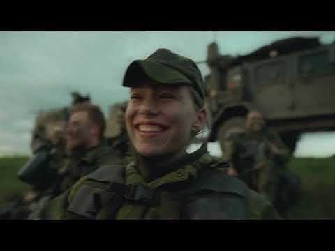 Försvarsmakten reklamfilm: Vad ska du göra, Amelie, 35 sek