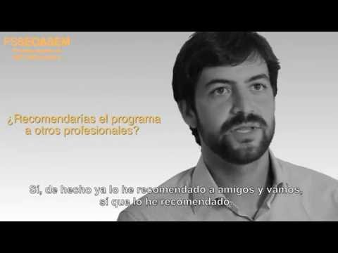 Protagonistas PSSEO&SEM: Antonio Oliver, antiguo alumno del programa superior